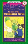 High-Rise Private Eyes #4: The Case of the Troublesome Turtle, The