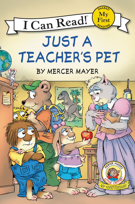 Little Critter: Just a Teacher's Pet
