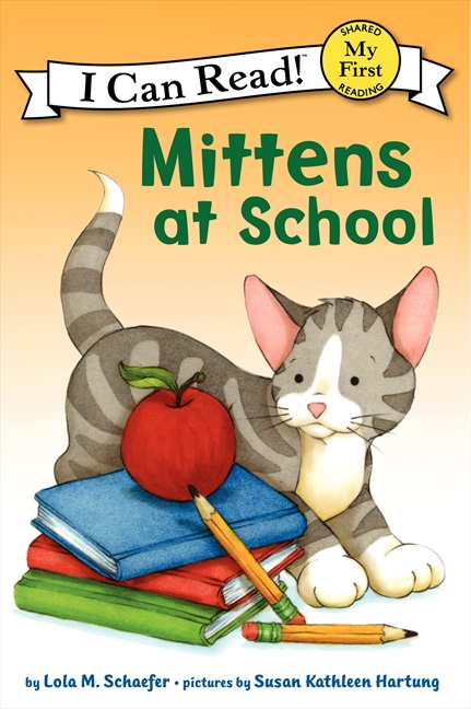 Mittens at School