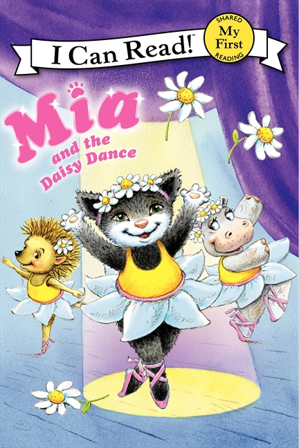 Mia and the Daisy Dance