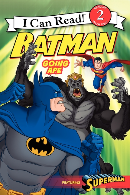 Batman Classic: Going Ape
