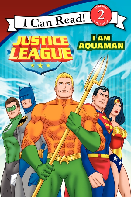Justice League Classic: I Am Aquaman
